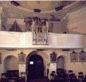 Interiér kostela Svatého ducha
